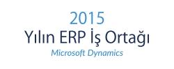 Microsoft Yılın ERP iş ortağı