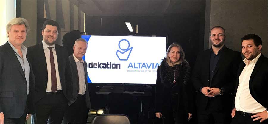 Altavia Dekatlon'un tercihi Microsoft Dynamics NAV oldu