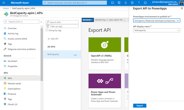 Azure Functions and Azure API Management